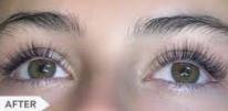 eyelash growth serum after 1