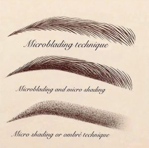 Microblading Vs Microshading: What is the Difference? 1